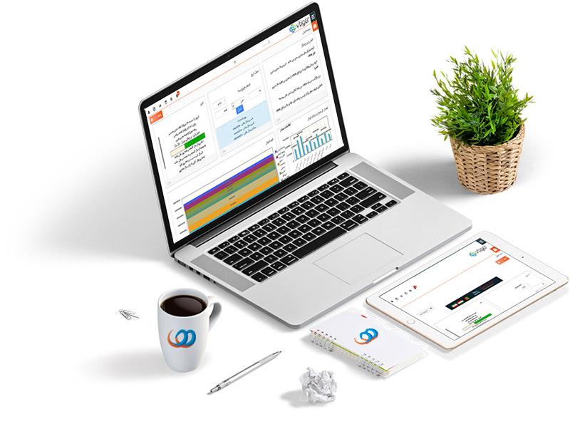 دموی آنلاین نرم افزار CRM